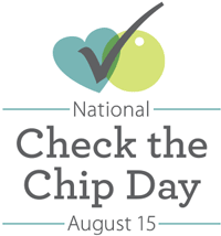 National Check the Chip Day